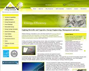 Atlantic Energy Concepts Launches New Website Through MFT