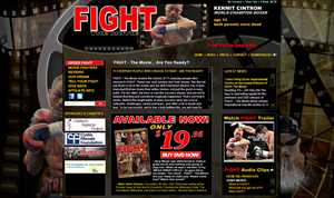 FIGHT   The Movie  Website Goes Live to Support October Premiere and DVD Release
