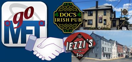 MFT to Provide Complete Marketing Package to Doc's Irish Pub and Iezzi's Tavern