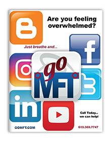Social Media Flipbook Cover